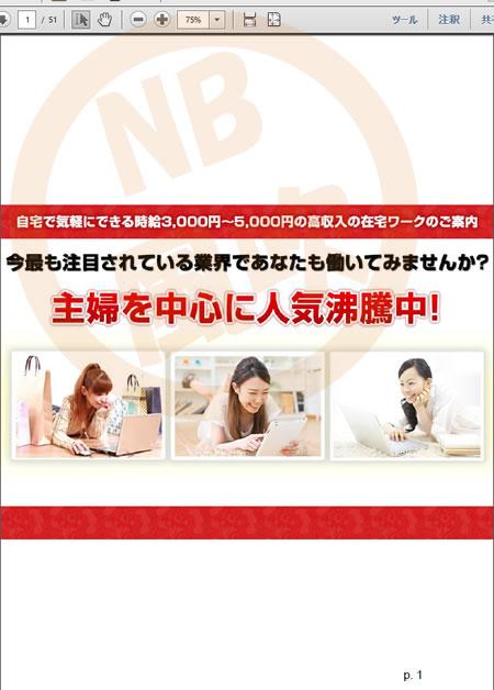 時給3000円~5000円以上の高額在宅ワークの募集案件のご案内はどんな仕事?