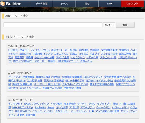 2ちゃんねるまとめサイトでテンプレートとシステムで初心者が稼ぐ方法のツール画像2